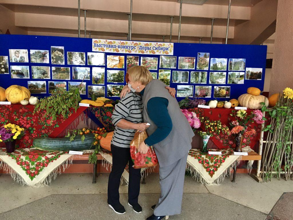Голик Н.А. награждение за участие в ярмарке-конкурсе Дары Сибири с.Боровое (2)